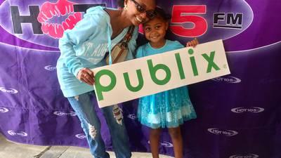 Jamaican Jerk Festival Promo at Publix 11.4.18
