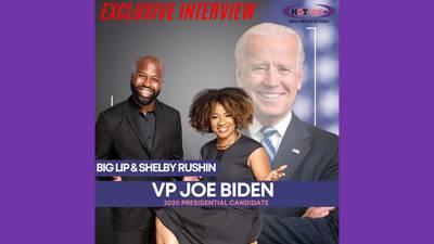 Joe Biden Talks About the 2020 U.S. Election on #TheShow!