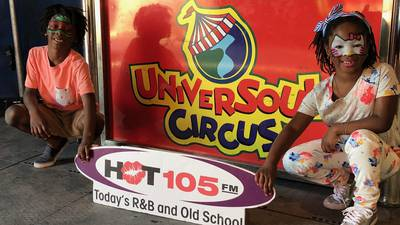 RODNEY UNIVERSOUL CIRCUS 3.16.18
