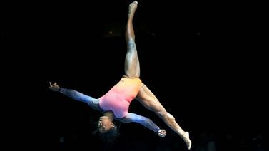 Photos: Simone Biles, others dazzle fans during Gold Over America Tour