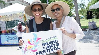 Overtown Music & Arts Festival 7.14.18