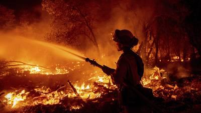 Fawn Fire 2021: Photos capture devastation as California blaze engulfs nearly 9,000 acres