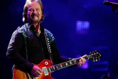 Country star Travis Tritt cancels 4 shows, won't perform at venues with strict COVID-19 protocols