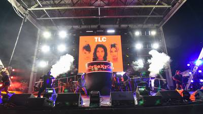 TLC & Bone Thugs -N- Harmony Concert 9.27.21