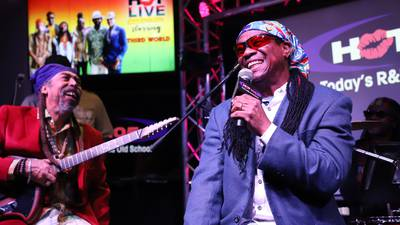 HOT Live: Third World Talks New Album, Performs Classic Hits & More!
