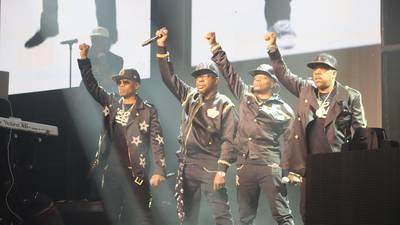 Hot 105 4th Annual R&B Groove