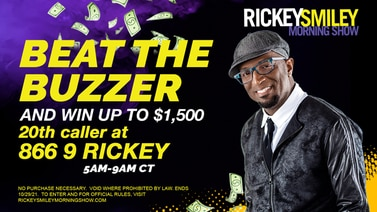 Rickey Smiley Morning Show Beat the Buzzer
