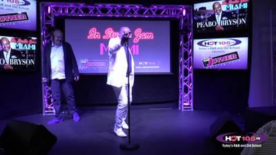 In-Studio Jam Starring Peabo Bryson