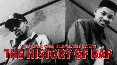 This Week in Black History: The History of Rap Music